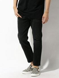 【SALE/78%OFF】Calvin Klein Jeans 【カルバン クライン ジーンズ】 メンズ ジーンズ ストレート カルバン・クライン パンツ/ジーンズ ストレートジーンズ ブラック【送料無料】