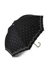 EN12 ドットオパール柄 長傘/日傘