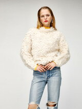 LOOP KNITTING SWEATER