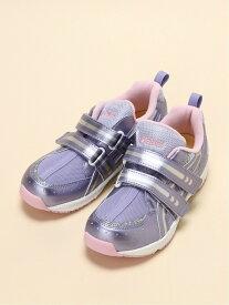 asics (K)《アシックス公式》 子供靴 運動靴 【スニーカー】 SUKU2(スクスク)【GD.RUNNERMINI MG-ナロー】 アシックスウォーキング シューズ キッズシューズ パープル【送料無料】