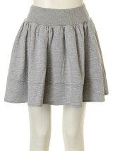 【CL】裏毛ギャザースカート