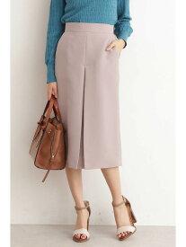 【SALE/40%OFF】N. Natural Beauty Basic BOXラインスカート エヌ ナチュラルビューティーベーシック* スカート スカートその他 ブルー ベージュ ピンク【送料無料】