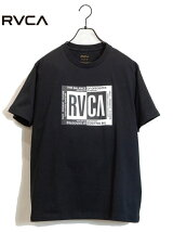 RVCA-BLOCK CHAIN-SSTEE