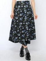 【Dukkah】(L)イレヘムミドルスカート