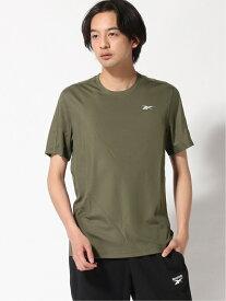 【SALE/58%OFF】Reebok (M)WOR COMM SS TECH TEE リーボック カットソー Tシャツ カーキ グレー ブラック ネイビー ブルー ホワイト