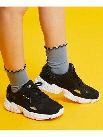 【SALE/30%OFF】adidas Originals [ADIDASFLCN W] アディダスオリジナルス アディダス シューズ スニーカー/スリッポン ブラック ホワイト【送料無料】