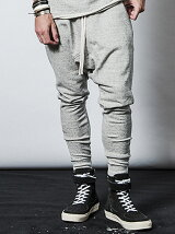 SARROUEL SWEAT PANTS