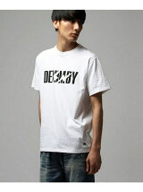 VFC1046 ロゴクルーネックTシャツ