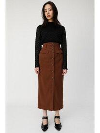 【SALE/50%OFF】MOUSSY CORSET LONG スカート マウジー スカート ロングスカート ブラウン パープル【送料無料】