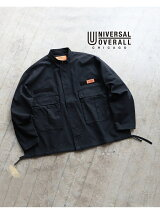 UNIVERSAL OVERALL * BEAMS / 別注 Loose Military Jacket