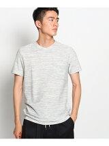 ジャガードTシャツ