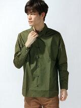 (M)NAVAL/ドロップショルダーシャツ