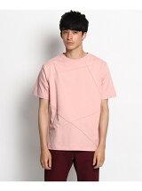 ピンタックTシャツ