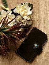 【iphone6/6S/7】NEWフェイクスエードコンチョiPhoneケース