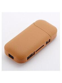 acroma/(U)IQOS Texture Jacket Leather