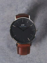 <Daniel Wellington>BLACK MODEL St Mawes 腕時計 36mm†