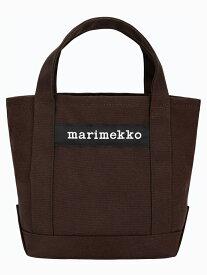 【SALE/50%OFF】Marimekko 【日本限定】Seidi トートバッグ マリメッコ バッグ トートバッグ ブラウン【送料無料】