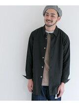 Cotton Linen Utility Shirts Coat