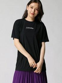 Schoffel (U)TRANS AQUA T-SHIRT EMB ショッフェル カットソー Tシャツ ブラック グレー ネイビー ホワイト【送料無料】