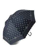 EN18 遮光ドット 長傘/日傘