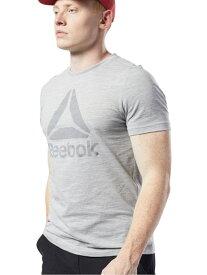 【SALE/30%OFF】Reebok TE マーブルTシャツ リーボック スポーツ/水着 スポーツウェア グレー ブラック ブルー