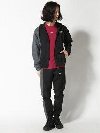 【SALE/50%OFF】Reebok テックスタイル トラックスーツ / Techstyle Track Suit リーボック スポーツ/水着 スポーツウェア ブラック【送料無料】