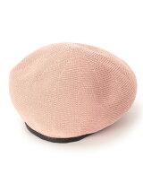 合皮巻きサーモベレー帽