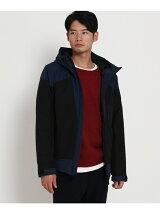 カラーブロッキングワークジャケット