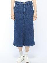 (W)LEEベイカースリットスカート(USED)
