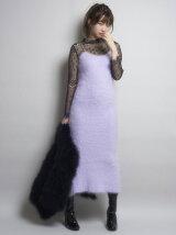 アンゴラキャミドレス*