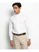 CANCLINI オックスラウンドBD ドレスシャツ