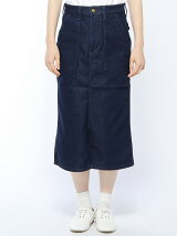 (W)LEEベイカースリットスカート