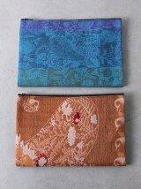 Re-make Pashmere Clutch Bag