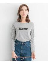 BRIGHTロゴTシャツ