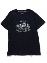 [Mens] フロントプリントTシャツ