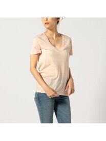 【SALE/52%OFF】Levi's VネックTシャツ/NUDE リーバイス カットソー Tシャツ【送料無料】