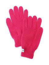 (K)カラーニット手袋