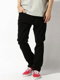 Calvin Klein Jeans 【カルバン クライン ジーンズ】 メンズ ジーンズ テーパード カルバン・クライン パンツ/ジーンズ フルレングス ブラック【送料無料】
