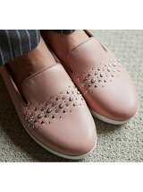 (W)AUDREY PEARL STUD SMOKING SLIPPERS