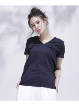 Anti Soaked Vneck T