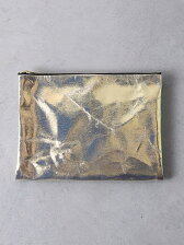 Metallic Color Clutch Bag S Size