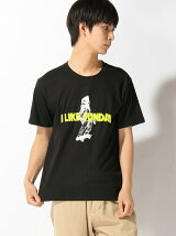 gym master/(U)I LIKE SUNDAY Tee