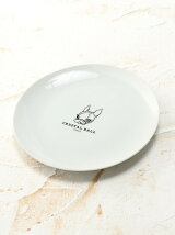 CRYSTAL BALL CAFE PLATE