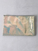 Metallic Color Clutch Bag M Size