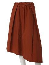 リラックスミモレフレアスカート《Prime flex》