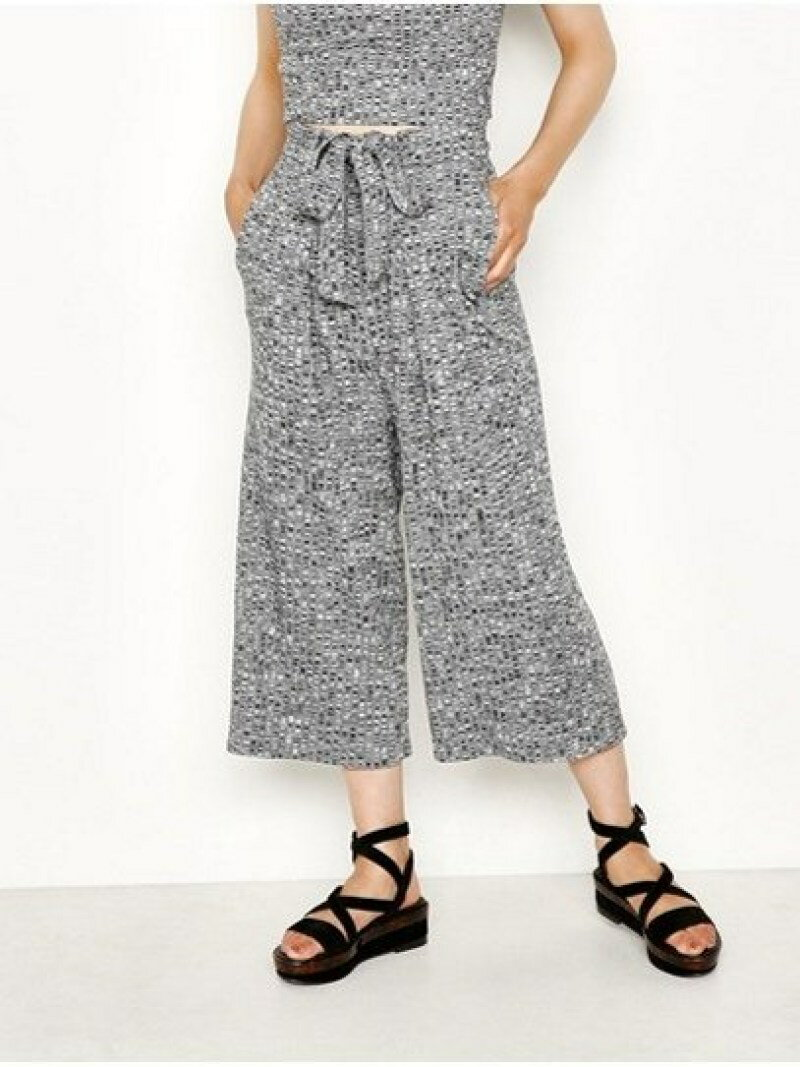 【SALE/50%OFF】SLY MELANGE RIB WIDE PANTS スライ パンツ/ジーンズ【RBA_S】【RBA_E】