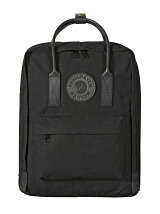 FJALLRAVEN/(U)Kanken No.2 Black Mini
