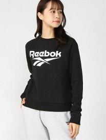 【SALE/60%OFF】Reebok Classic (W)CL F BIG VECTOR CREW FT リーボック カットソー スウェット ブラック ネイビー グレー ホワイト
