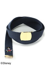 Minnie Mouse Military Web Belts ベルト