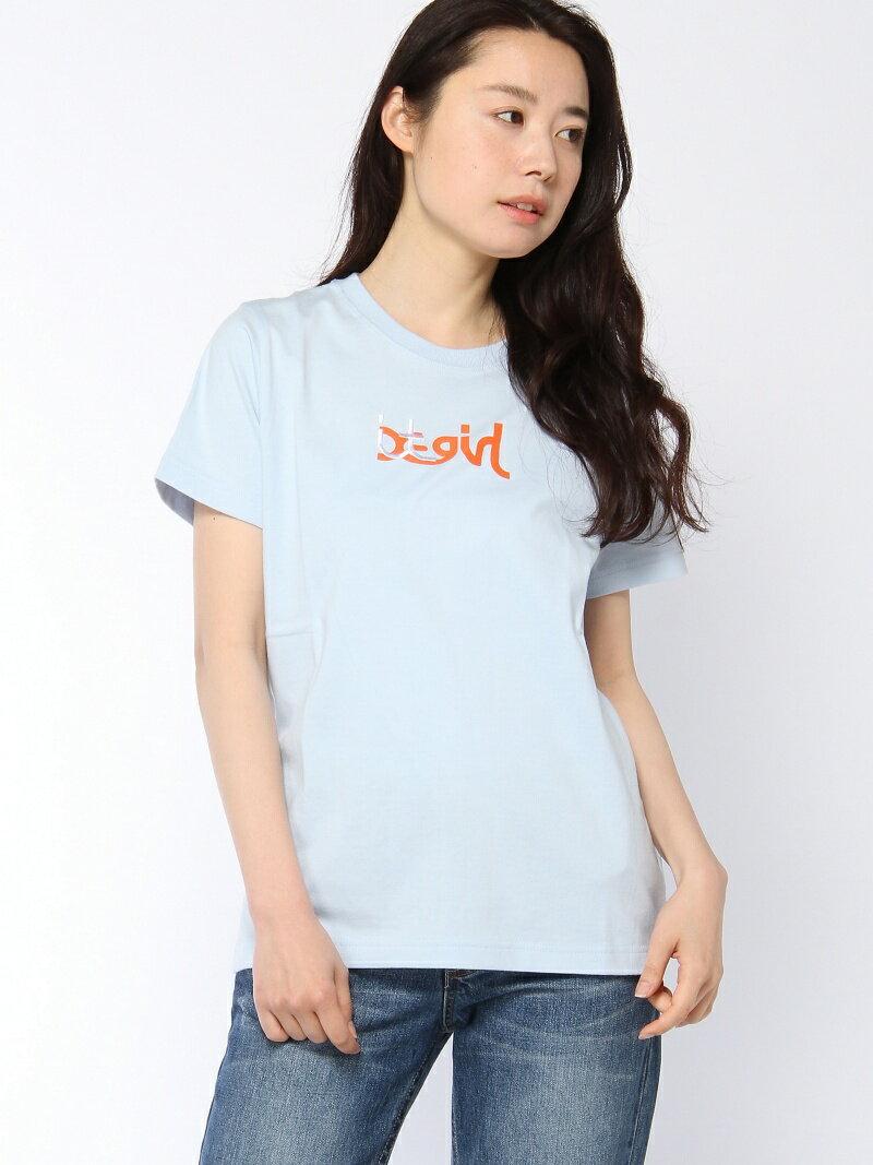 【SALE/45%OFF】X-girl IT GIRL REGULAR S/S TEE エックスガール カットソー【RBA_S】【RBA_E】